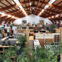 Køb nye, flotte brugte kontormøbler på nettet