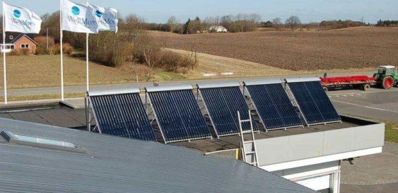 Prøv de fantastiske solceller fra KlimaEnergi A/S